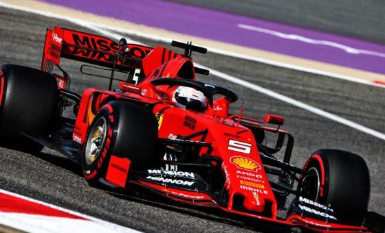 GP Κίνας FP1: O Vettel άνοιξε το χορό