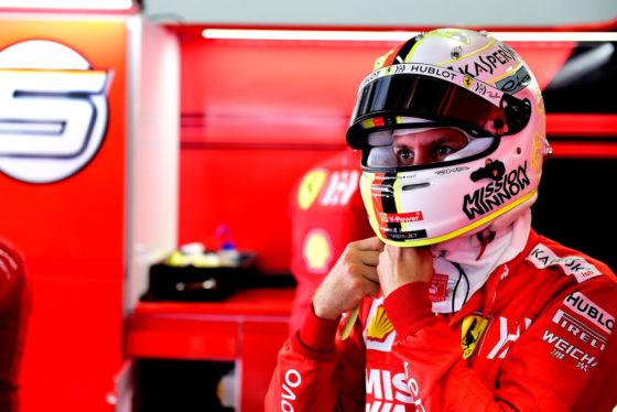 Vettel: «Πολύ μεγάλη η διαφορά από τη Mercedes»