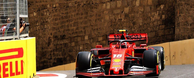 GP Αζερμπαϊτζάν FP3: Ασταμάτητος ο Leclerc