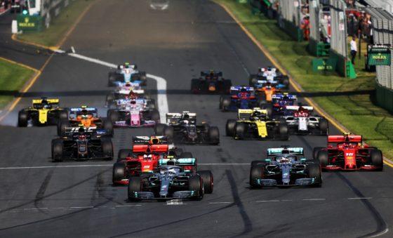 Στους 22 αγώνες το 2020 η F1