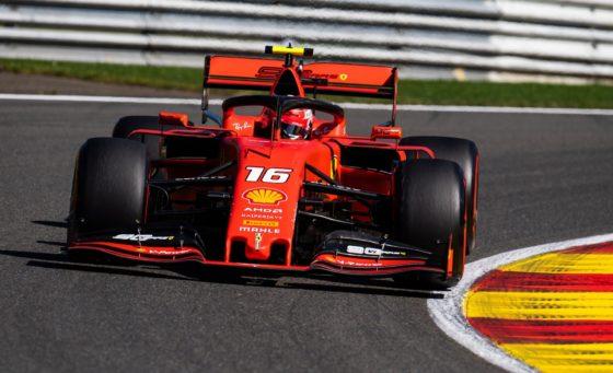 GP Βελγίου QP: Άπιαστος Leclerc και lock-out της Ferrari στο Spa