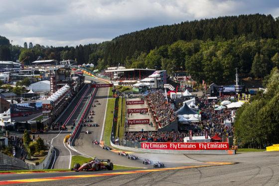 Ματαιώθηκε ο πρώτος αγώνας της F2 μετά από τρομακτικό ατύχημα