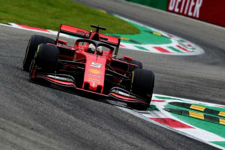 GP Ιταλίας FP3: H μάχη ανάβει με τον Vettel στη κορυφή