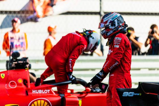 O Vettel επιβεβαιώνει πως είχε κάποιου είδους συμφωνία με τον Leclerc πριν τον αγώνα (video)