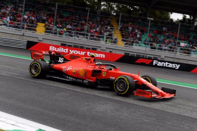 GP Ιταλίας FP2: Ξανά ταχύτερος ο Leclerc και μάχη στα χιλιοστά Ferrari-Mercedes