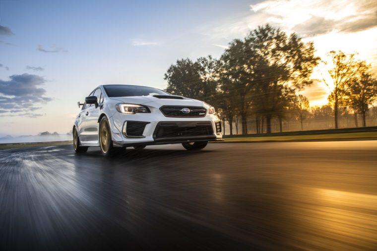 Μόνο για εκλεκτούς το νέο Subaru STI