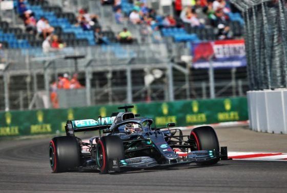 GP Ρωσίας Race: Θρίαμβος Hamilton στο κάζο της Ferrari