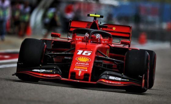 GP Ρωσίας FP3:  Στο 1-2 η Ferrari με τον Leclerc ταχύτερο