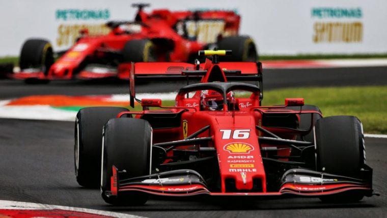 GP Ιταλίας QP: Leclerc στη pole σε κατατακτήριες παρωδία