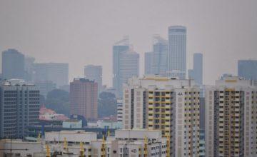 GP Σιγκαπούρης: Τοξικό νέφος απειλεί τη διεξαγωγή του αγώνα