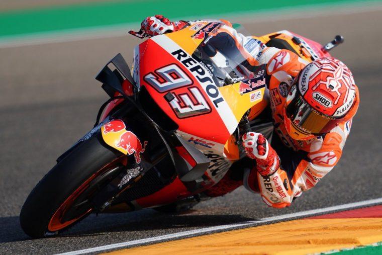 GP Αραγονίας Race: Το έκανε να φαίνεται εύκολο o Marquez