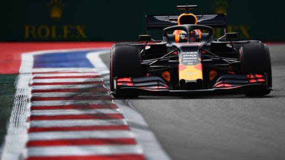 GP Ρωσίας FP2: Ταχύτερος με διαφορά ο Verstappen – Πολύ πίσω οι Mercedes