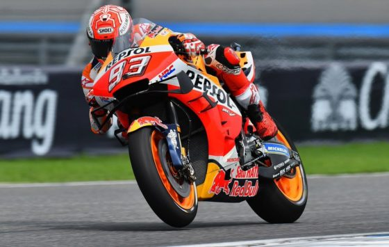 GP Ταϊλάνδης Race: Πρωταθλητής ο Marquez με νίκη στο νήμα
