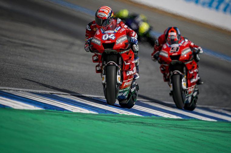Dovizioso: «Έχει αλλάξει πολύ το MotoGP φέτος»