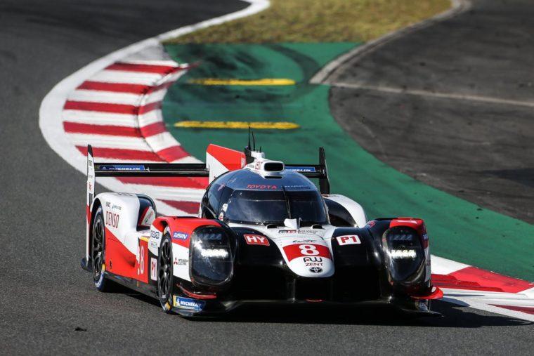 6H Fuji QP: Έκανε το 1-2 η Toyota