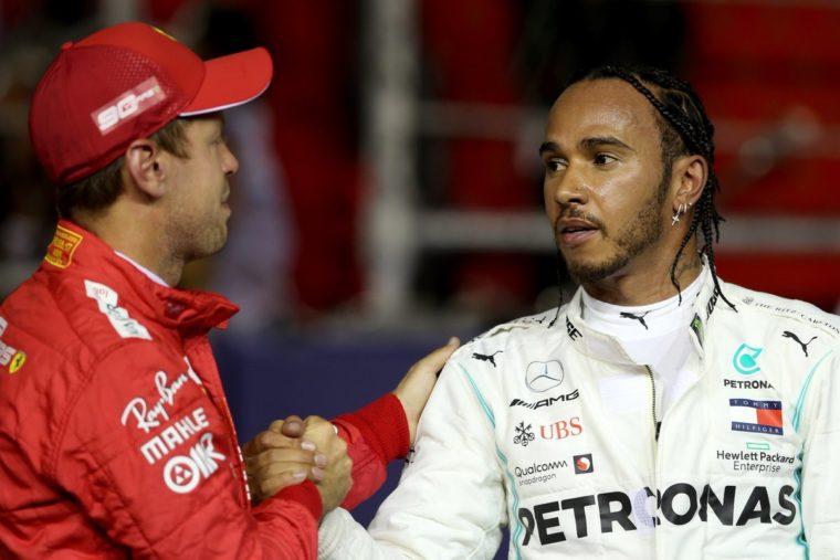 Vettel: «Αξίζει το πρωτάθλημα ο Hamilton»