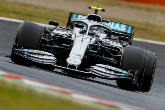 GP Ιαπωνίας Race: Επιστροφή στις νίκες για Bottas – Πρωταθλήτρια κατασκευαστών η Mercedes