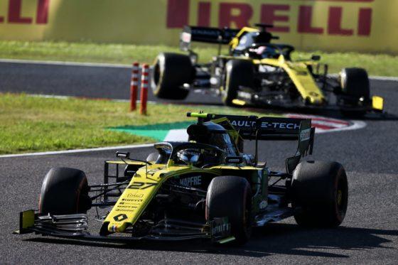 Αποκλείστηκε η Renault από το GP Ιαπωνίας