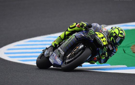 Rossi: «Θα ήθελα να ήμουν πιο γρήγορος»