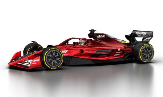 H F1 παρουσίασε το μονοθέσιο του 2021 – Εγκρίθηκαν οι νέοι κανονισμοί (photos)