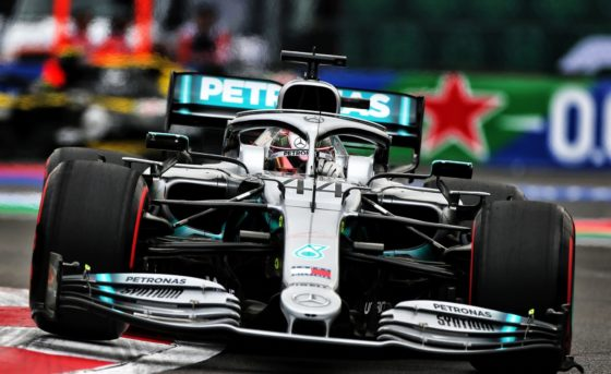GP Μεξικού Race: Νίκησε και είναι αγκαλιά με τον τίτλο ο Hamilton