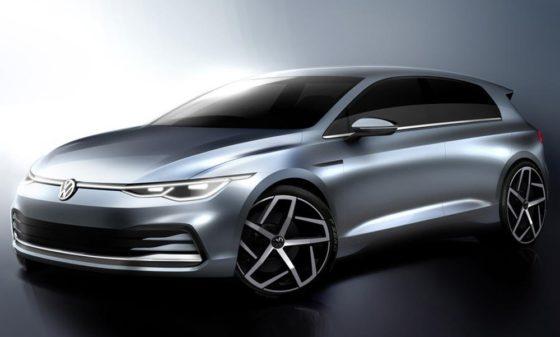 Έρχεται το νέο Volkswagen Golf (pics)