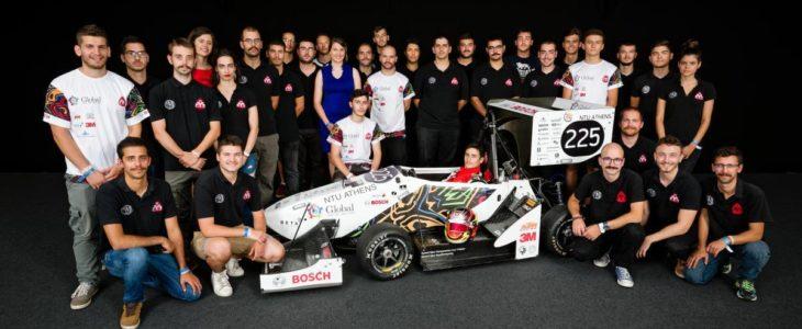 Prom Racing: Η ελληνική ομάδα που διαπρέπει παγκοσμίως