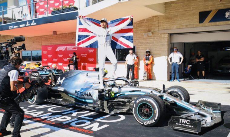 GP Η.Π.Α Race: Πρωταθλητής για 6η φορά ο Hamilton – Νίκη για Bottas