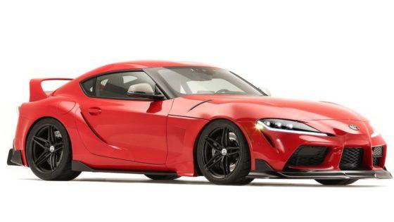 H Toyota αναβάθσμισε και έκανε τη Supra καλύτερη από ποτέ (photos)