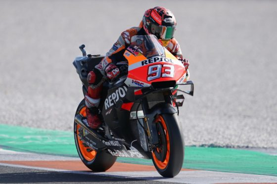 Marquez: «Δεν με νοιάζει αν είναι δύσκολη η μοτοσυκλέτα – Εγώ θέλω να κερδίζω»