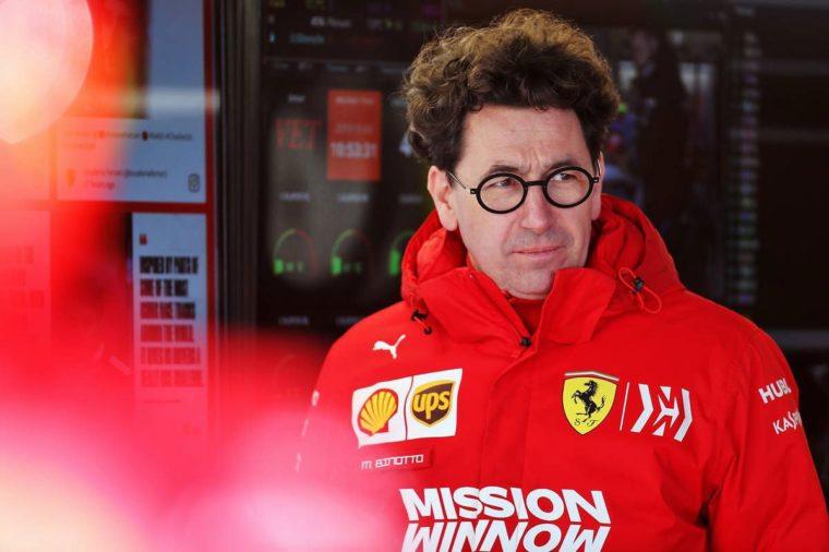 Binotto: «Η δεύτερη θέση δεν είναι ποτέ αρκετή για τη Ferrari»