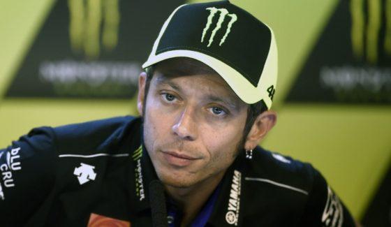 Χαρούμενος με την M1 του 2020 ο Rossi