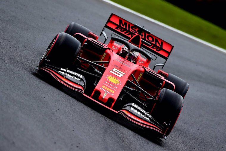 GP Βραζιλίας FP2: Κυριαρχία Ferrari με ταχύτερο τον Vettel