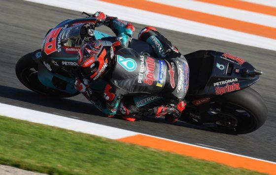 GP Ισπανίας QP: H τελευταία pole στον Quartararo