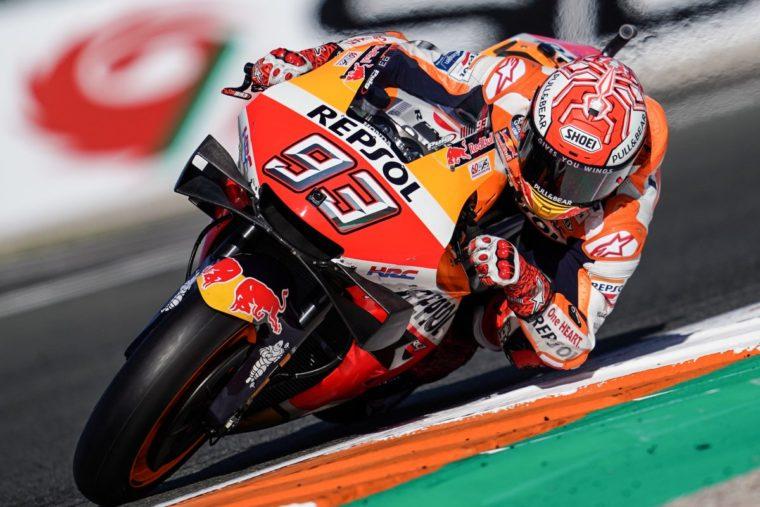 GP Ισπανίας Race: Ασταμάτητος και στη Βαλένθια ο Marquez στο αντίο του Lorenzo
