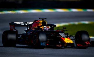 GP Βραζιλίας Race: Θρίαμβος Verstappen σε έναν τρελό αγώνα – Σύγκρουση μεταξύ τους οι Ferrari