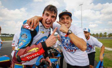 Επίσημο: Στη Repsol Honda o Alex Marquez, πλαισιώνει τον αδερφό του