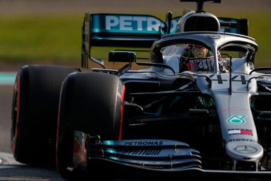 GP Άμπου Ντάμπι QP: Ο Πρωταθλητής στη τελευταία pole της χρονιάς με ρεκόρ πίστας