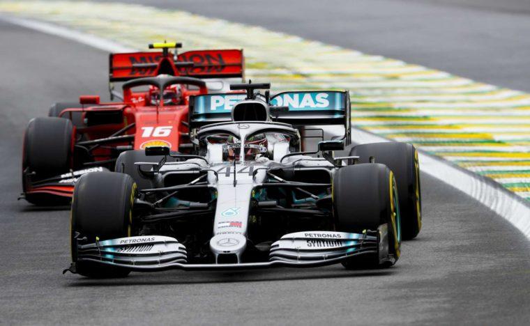 GP Βραζιλίας FP3: Ταχύτερος ο Hamilton και ντέρμπι στις κατατακτήριες