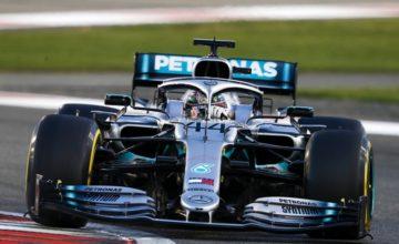 GP Άμπου Ντάμπι Race: Γκραν φινάλε με διαστημικό Hamilton