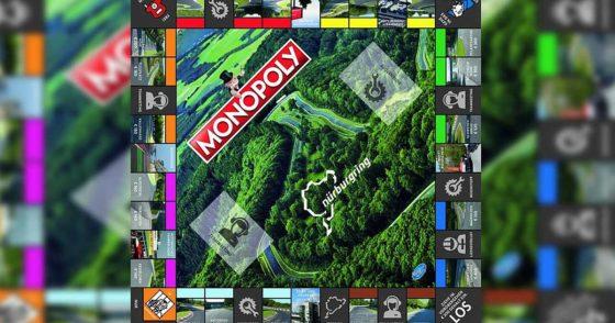 Η Monopoly Nurburgring Edition είναι το καλύτερο δώρο για τις γιορτές