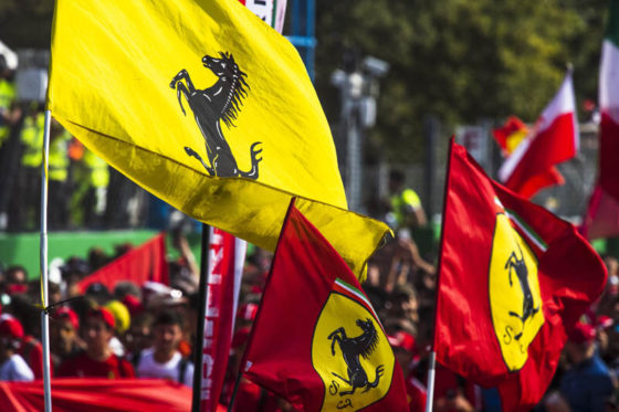 H Ferrari ανακοίνωσε τη παρουσίαση του μονοθεσίου του 2020