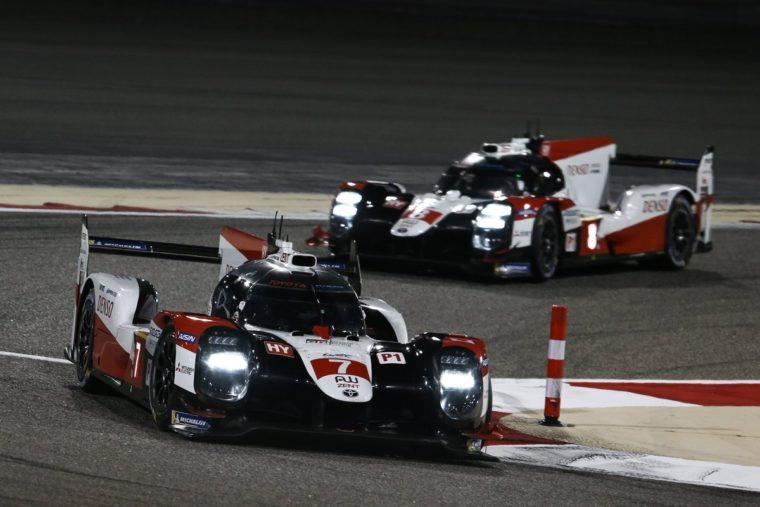 8H Μπαχρέιν Race: H Toyota θριάμβευσε στην έρημο