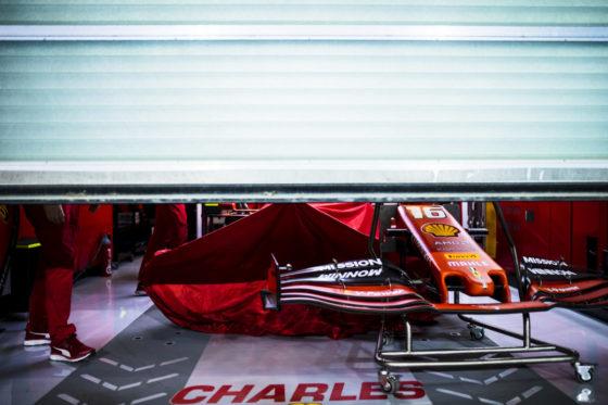 Βίντεο: Πήρε ζωή το νέο μονοθέσιο της Ferrari