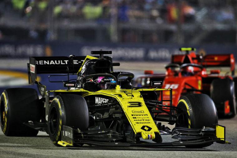 Μόνο η Ferrari έχει καλύτερο κινητήρα από τη Renault