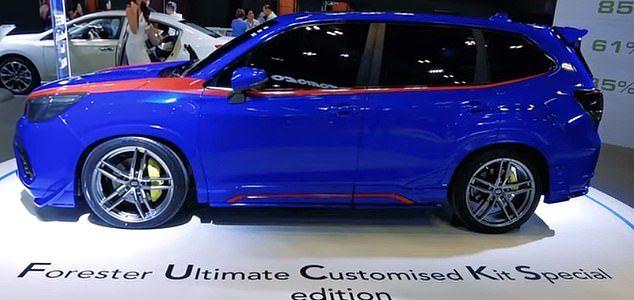 Αυτό είναι το Subaru F.U.*.K.S edition