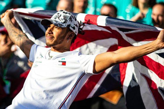 Hamilton: «Φέτος θα είμαι σε άλλο επίπεδο»