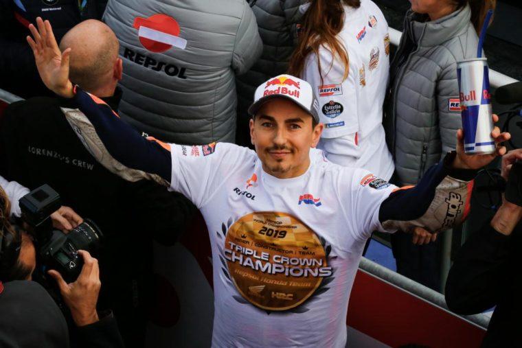 Στους MotoGP Legends o Jorge Lorenzo