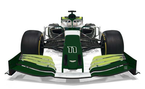 H Racing Point θα μετονομαστεί σε Aston Martin από το 2021