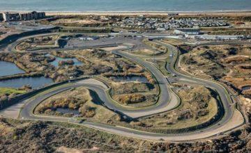 Σιρκουί για γενναίους οδηγούς το Zandvoort
